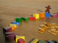 Board Game: Bunte Runde