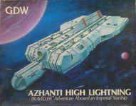 Board Game: Azhanti High Lightning