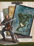 RPG Item: Landkartenset Aventurien