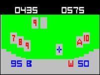 Video Game: Videocart-3: Video Blackjack