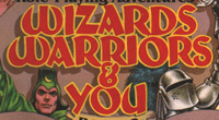 RPG: Wizards, Warriors & You