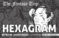 Issue: Hexagram (Issue #2 - Aug 2019)