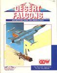 Board Game: Desert Falcons