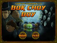 Video Game: Bok Choy Boys