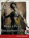 RPG Item: Mike's Free Encounters #26: Cult of the Bat