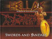 RPG Item: HELLAS: Swords and Sandals