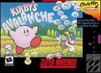 Video Game: Kirby's Avalanche