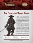 RPG Item: The Aden Gazette Issue No. 08: Pirates of Rook's Roost (Savage Worlds)