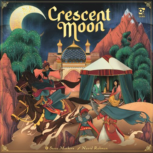 Board Game: Crescent Moon