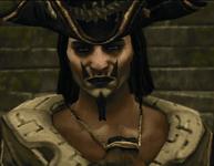Character: Captain Crow (Risen)