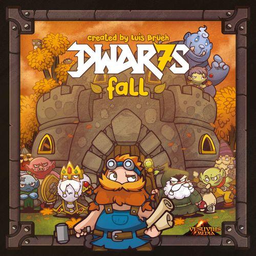 Board Game: Dwar7s Fall