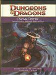 RPG Item: Psionic Power