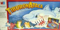 Board Game: Shark Attack!