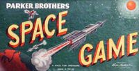 Board Game: Space Game