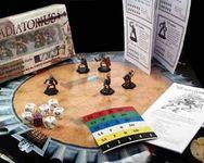Board Game: Ludus Gladiatorius