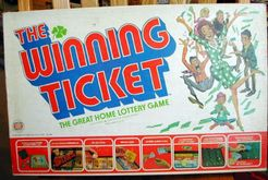 The Winning Ticket Cover Artwork