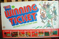 Board Game: The Winning Ticket