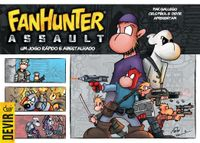 Board Game: Fanhunter: Assault