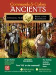 Board Game: Commands & Colors: Ancients Expansion Pack #2 – Rome vs the Barbarians