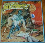 Board Game: Attack of the Mutants!