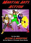 RPG Item: Martial Arts Action