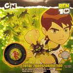 Board Game: Ben 10 Total Transformation Game