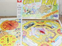 Board Game: Catch That Kiwi