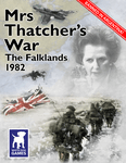 Board Game: Mrs Thatcher's War: The Falklands, 1982