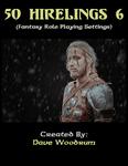 RPG Item: 50 Hirelings 6