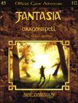 RPG Item: Fantasia Adventure F12: Dragonspell