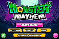 Video Game: Monster Mayhem