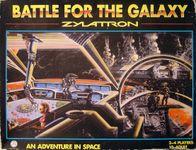 Board Game: Battle for the Galaxy: Zylatron