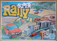 Board Game: Super Rally