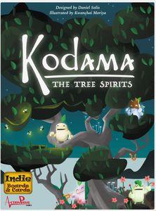 Kodama: The Tree Spirits Cover Artwork