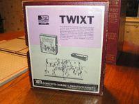 Board Game: Twixt