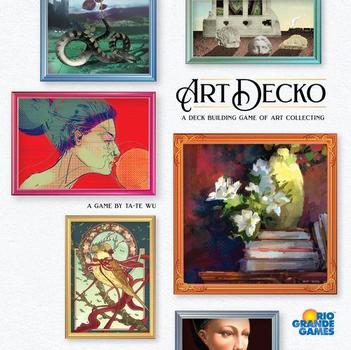 Board Game: Art Decko