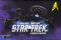 Board Game: Star Trek: Frontiers