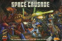 Board Game: Advanced Space Crusade