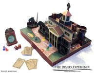 Board Game: Escape from the Haunted Mansion