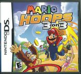 Video Game: Mario Hoops 3 on 3