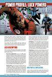 RPG Item: Power Profile #11: Luck Powers