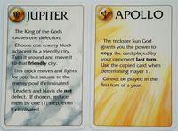 Events: Jupiter & Apollo