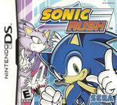 Video Game: Sonic Rush