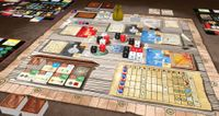 Board Game: Trismegistus: The Ultimate Formula