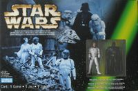 Board Game: Star Wars: Escape the Death Star Action Figure Game