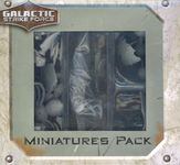 Board Game Accessory: Galactic Strike Force: Spaceship Miniatures