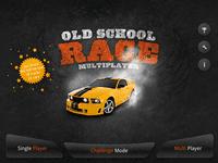 Video Game: Old School Race