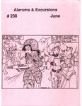 Issue: Alarums & Excursions (Issue 238 - Jun 1995)