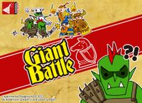 Board Game: Giant Battle