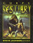 RPG Item: GURPS Bestiary (Third Edition)